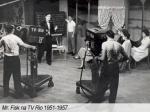 Mr. Fisk também teve um programa na TV Rio de 1951 a 1957