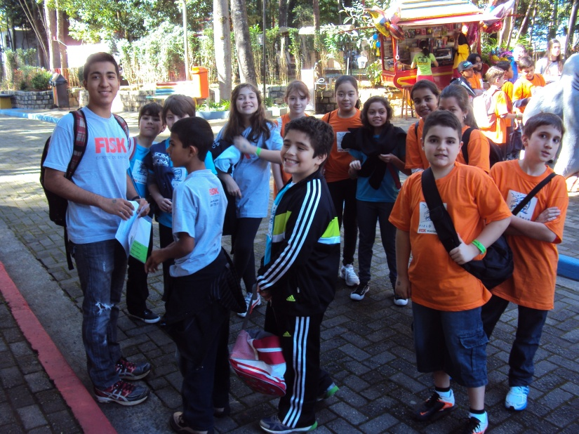 Teacher Matheus's group: THE SUPER GUYS