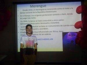 Presentación sobre los ritmos latinos