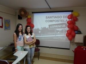 Presentación sobre Santiago de Compostela