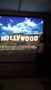 """""""I chose California as the subject for the Focus final project because it is a very famous state located in the USA. After I started this project I got very excited to travel abroad and visit the cities there."""" - Mariana de Moraes Zambon"""