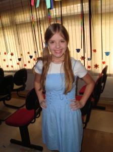 Amanda Palharim as     Dorothy