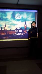 """""""Traveling is one of my passions. When you travel, you meet new people, you find new places and you enjoy new views. With this project, I would like to introduce a little piece of one of my favorite cities in the world: London."""" - Vinícius Juliani Pereira"""
