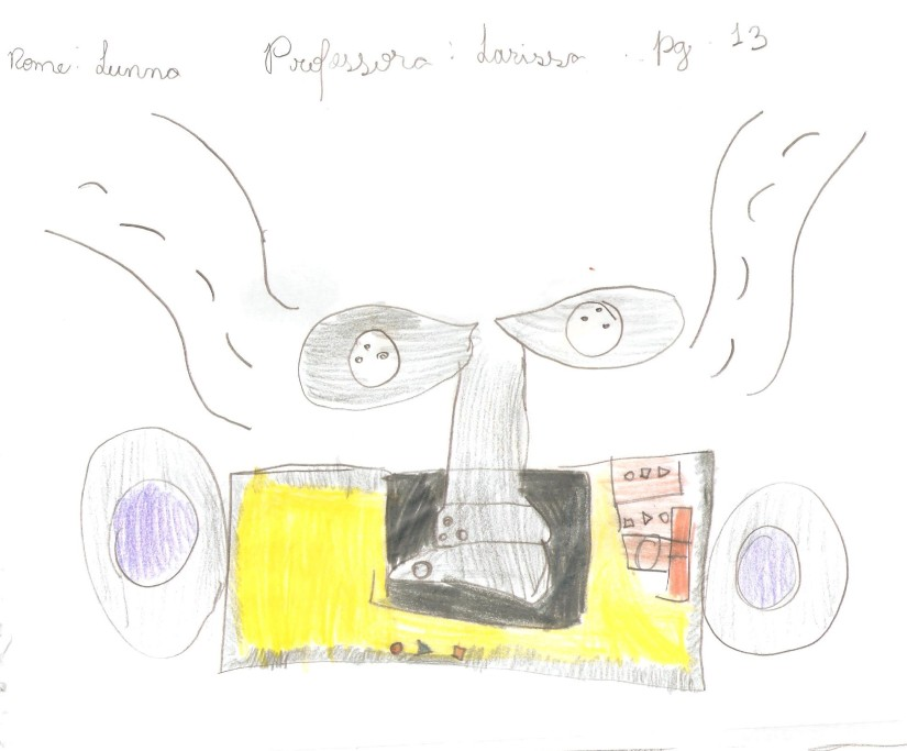 """Records and Memories of the story """"Wall-E"""" - by Lunna (Playground 3)"""